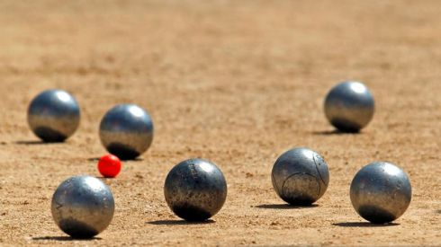 petanque-bowls-are-seen-during-the-semi-final-of-the-mondial-la-